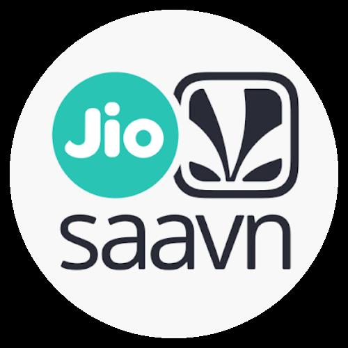 Jio SAAVN icone