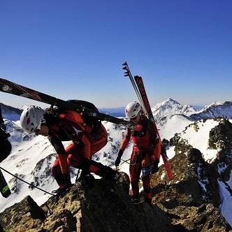 ski alpinisme inka belles